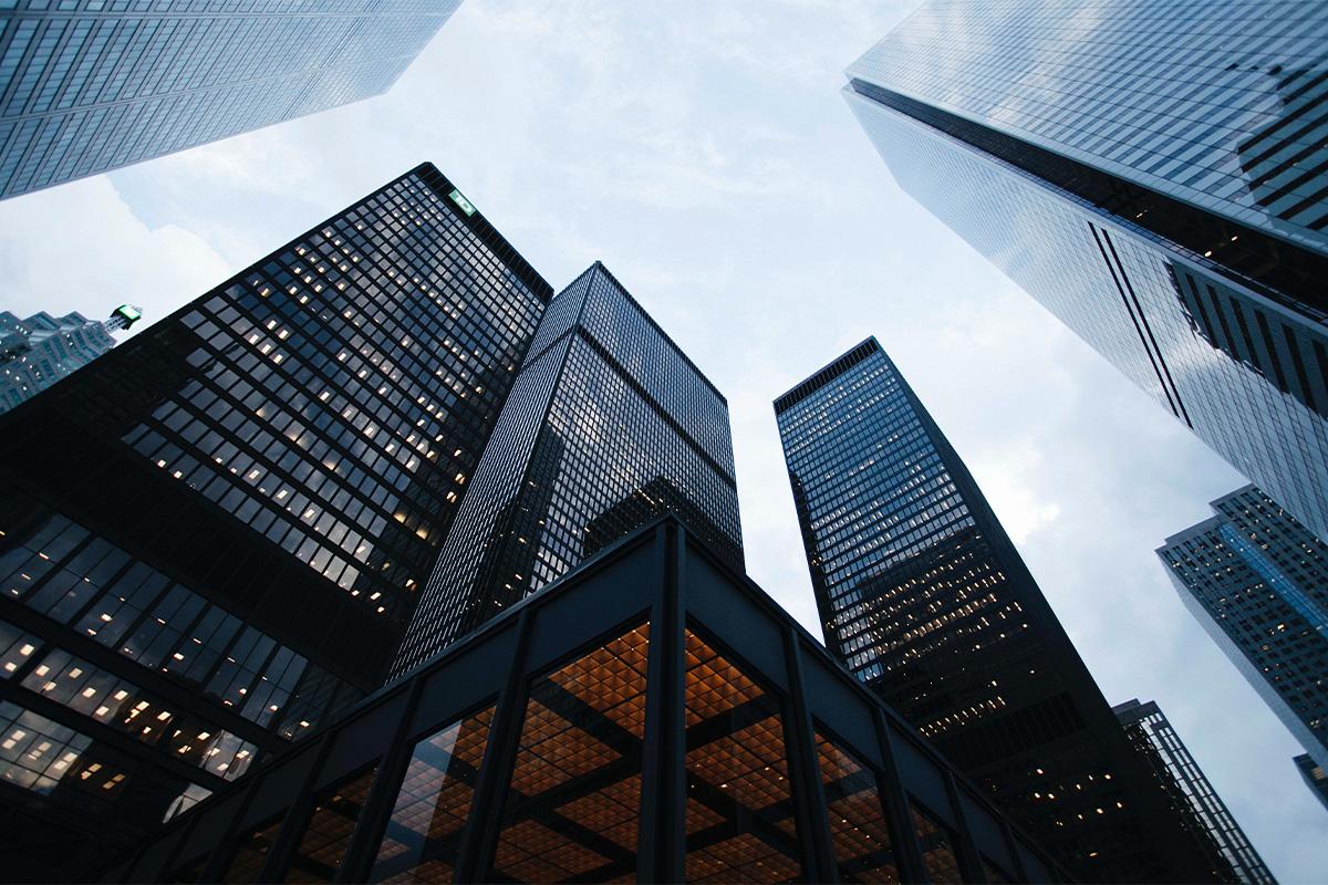 Multi stories building