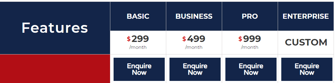 SEO service monthly package - Askgalore Digital